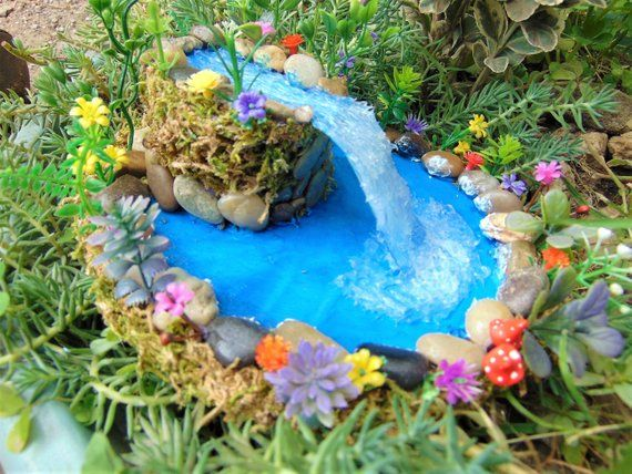 Miniature Dollhouse Fairy Garden Seashell Wreath Buy 3 Save $5