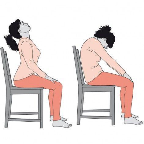 Contre l'anxiété : le chat et la vache ou marjarâsana et gomukhasana - Les bienfaits : Une meilleure conscience de son souffle, plus de concentration et de souplesse au niveau du dos, une tonification des muscles abdominaux.     Quelles contre-indications ? Aucune mais, si vous avez les cervicales fragiles, maintenez la tête fixe et ne bougez que le dos. De même, si vous êtes sujet aux problèmes lombaires, évitez de trop cambrer les reins.