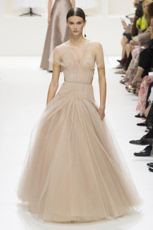 b08cf8a0ff Christian Dior haute couture autumn winter  18  19 - Vogue Australia
