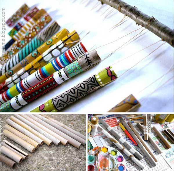 Les carillons sont la base des instruments de musique fabriqués avec des cloches aux tonalités différents. Dans la sélection ci-dessous, nous vous proposons de vous inspirer des carillons à vent, actionné...