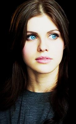 Perfect Ana Steele!! Alexandra Daddario