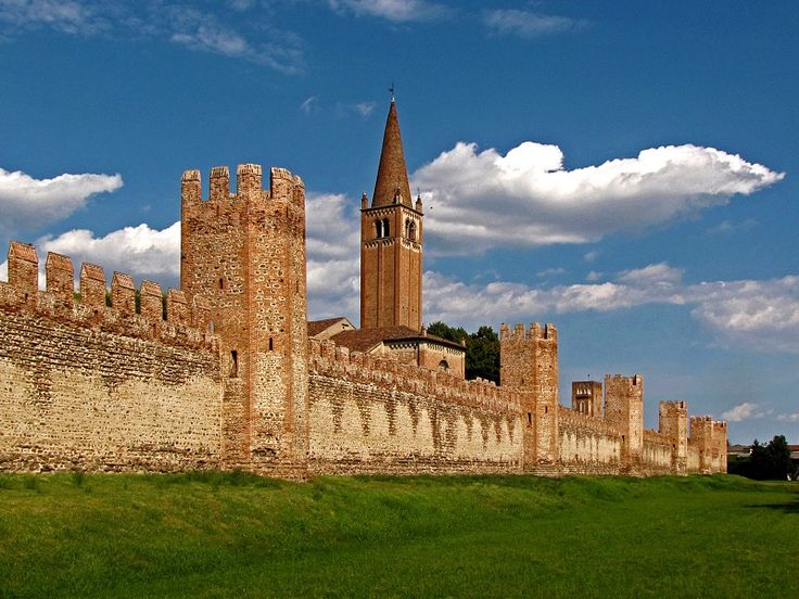 Montagnana - The fortified town