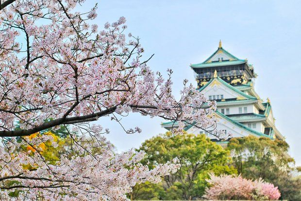 My Favorite Video Game Of The Year Ghost Of Tsushima Osaka Castle Japan Travel Japan