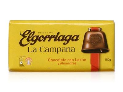La Campana de Elgorriaga....nunca me gustó el chocolate...mi ración para mi hermano pequeño jajajaja