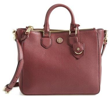 Tory Burch 'Robinson' Tote on shopstyle.com