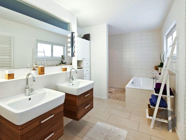 Kufstein Duo (individuell Geplant) Von Regnauer Hausbau| Bad Impression |  Finde Häuser