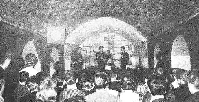 The Beatles (Cavern)