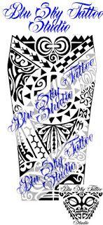 bluskytattoo: Maori Significato 377