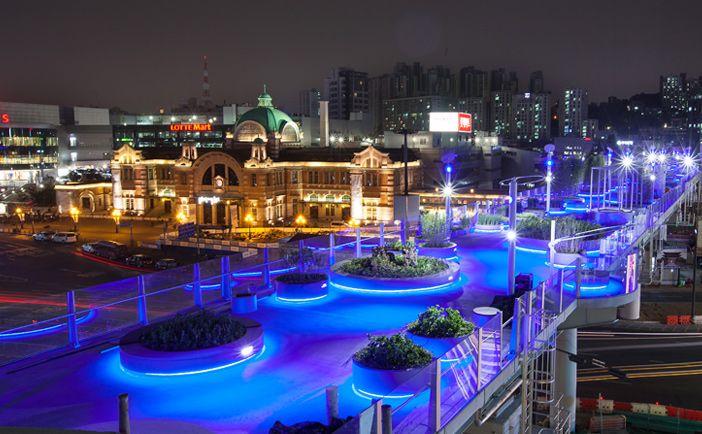 See, Rest, Play, Eat; Four ways to Enjoy Seoullo 7017   Official Korea Tourism Organization