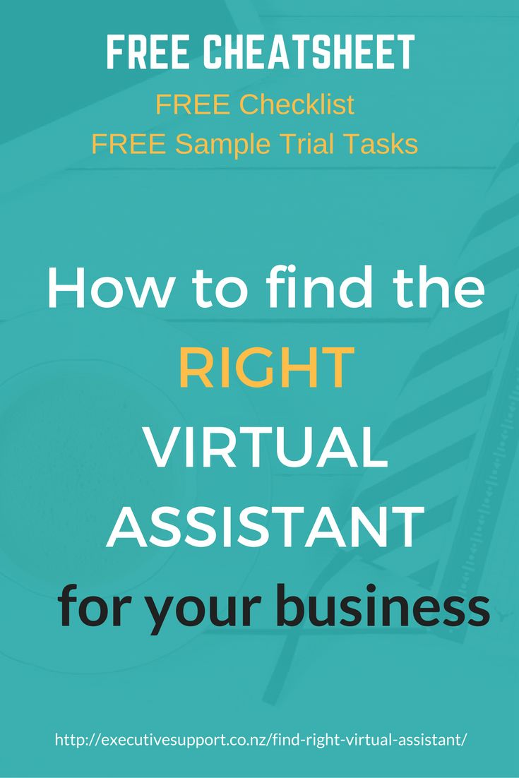 Struggling to find the right Virtual Assistant for your business? Get your free…