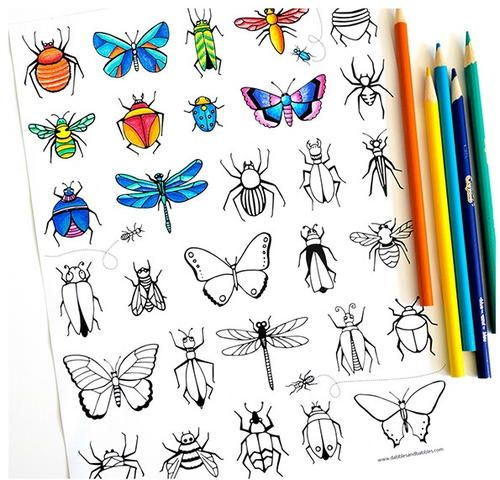 9 best Crafts-Color My World images on Pinterest | Coloring books ...