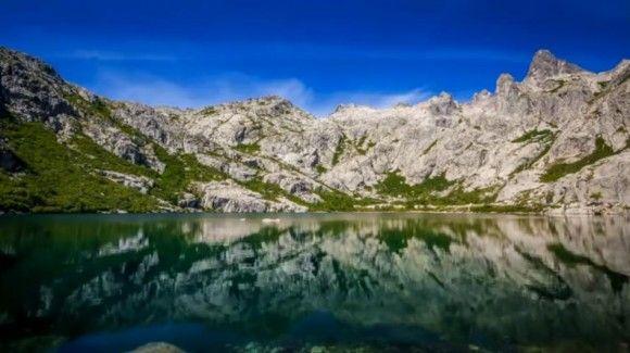 生き生きとした大自然が迫りくる!フランス・コルシカ島を撮影したタイムラプス映像が美しすぎる