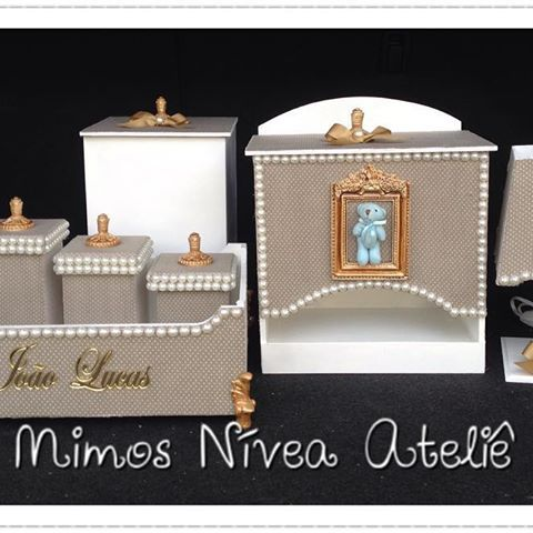 Mimos e Fofurices (@mimos_nivea_atelie) | Instagram photos and videos