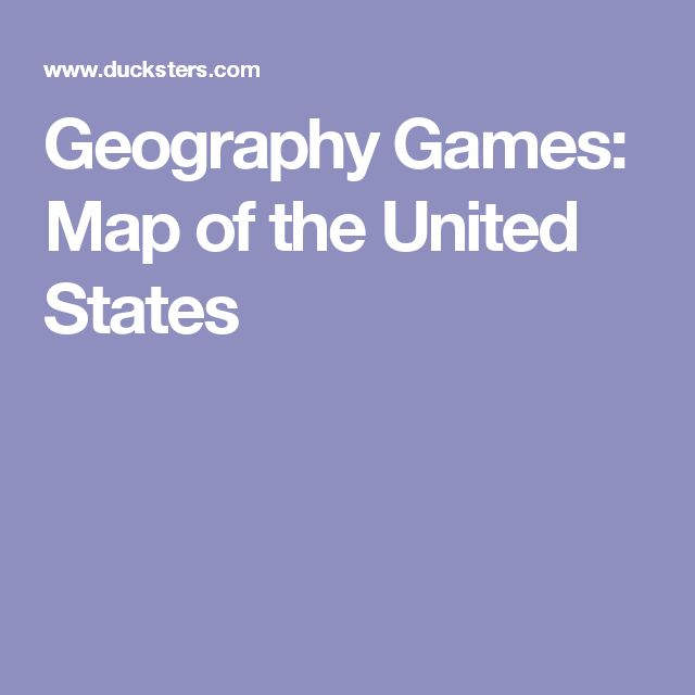 The Best Geography Map Games Ideas On Pinterest Geography - Us geography map game