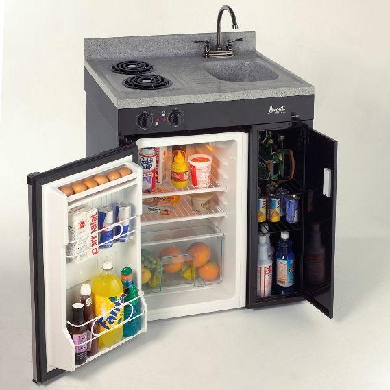 Complete Compact Kitchen Unit: 11 Best Camper Kitchen Images On Pinterest