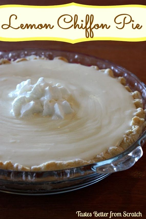 Share it! This lemon chiffon pie is is a family recipe from my Grandma Prince that we make every single year for Thanksgiving. It's one my all time favorite pies! If you're unfamiliar with lemon chiffon pie, it's like a regular lemon pie but way creamier and smoother. It's absolutely delicious! I also love this...Read More »