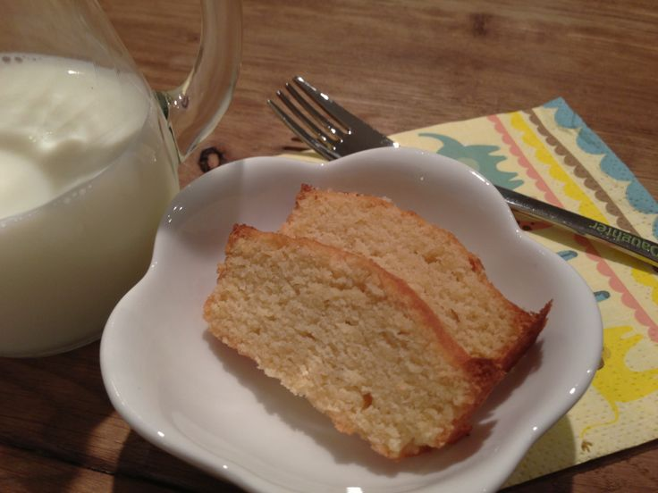 Pound Cake Recipe Keto: Lemon Pound Cake - Low Carb