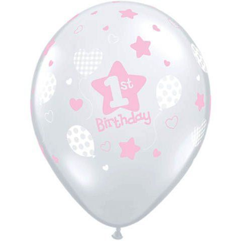 10 Pink Diamond Latex Balloons Girls 1st Birthday Party Supplies, http://www.amazon.com/dp/B00428RHE8/ref=cm_sw_r_pi_awdm_tXVLvb1CWPPHF