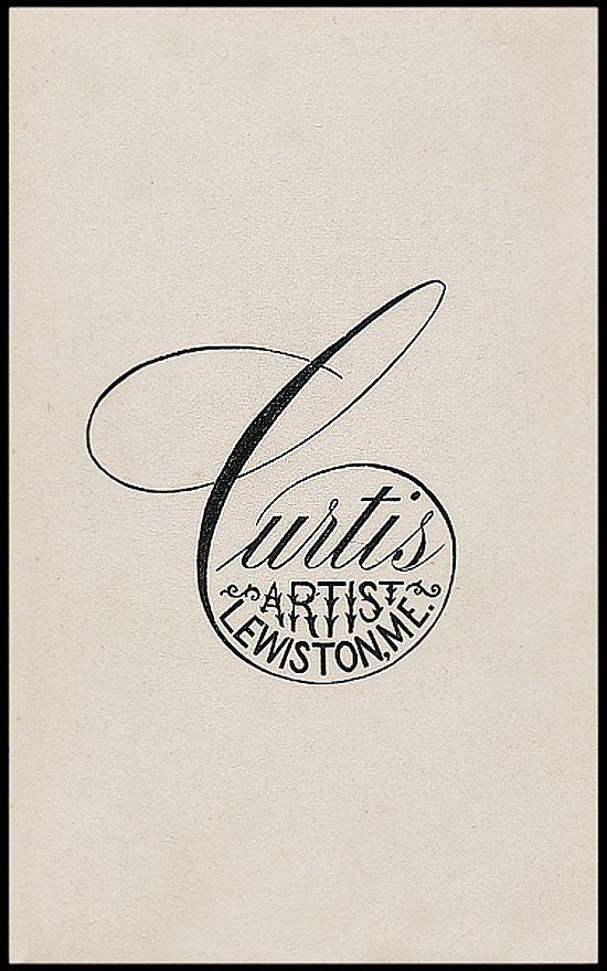 Very elegant vintage logo