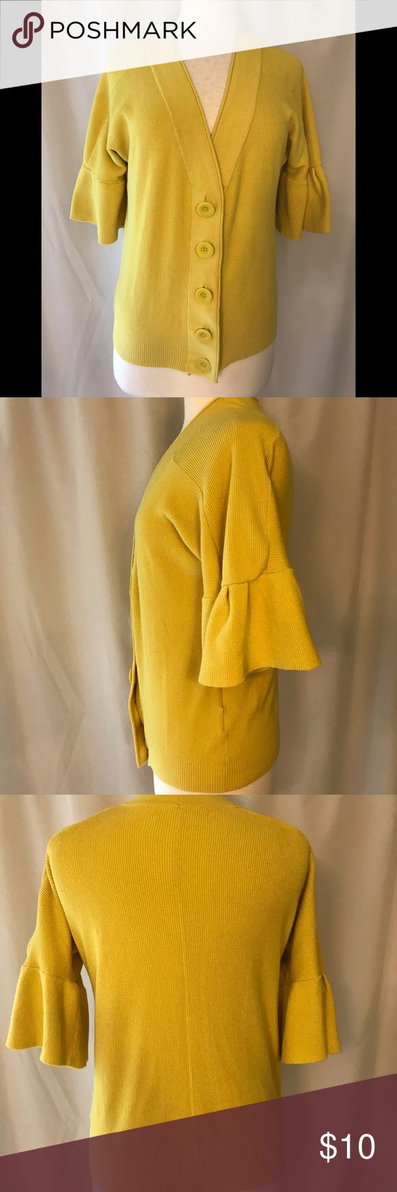 Pinterest'teki 25'den fazla en iyi Yellow cardigan sweater fikri ...