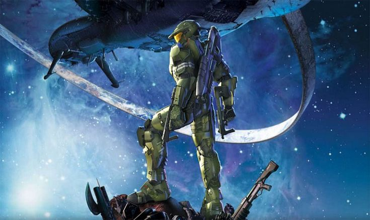 Halo Legends: Master Chief animation shorts come to Netflix Halo 5: Guardians PC Xbox 360 Xbox One