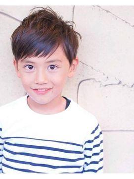 小学生のキッズ限定!髪型でイケメンに変身☆男の子のトレンドヘアスタイル - ハラ塾メイト
