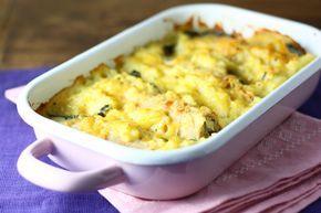 Witlof met kalkoenfilet en kaas uit de oven | Vleeschwaar recept van @FrancescaKookt