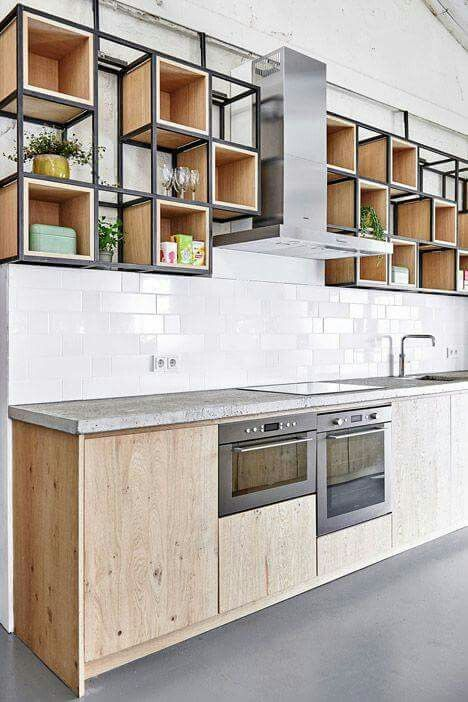The 627 best kitchen images on Pinterest | Kitchens, Concrete ...