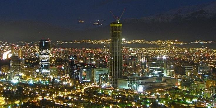ubicado en santiago chile, este edificio pasa a ser el mas grande de la ciudad y a la vez de latinoamerica, mide 300 metros, posee 70  pisos y 48 ascensores... lo mejor de todo que posee un mall de 6 pisos, 2 hoteles y oficinas.   xD