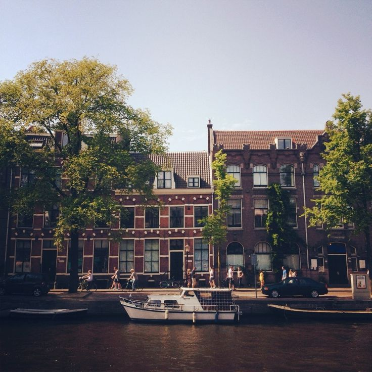 Amsterdam / photo by Hansel