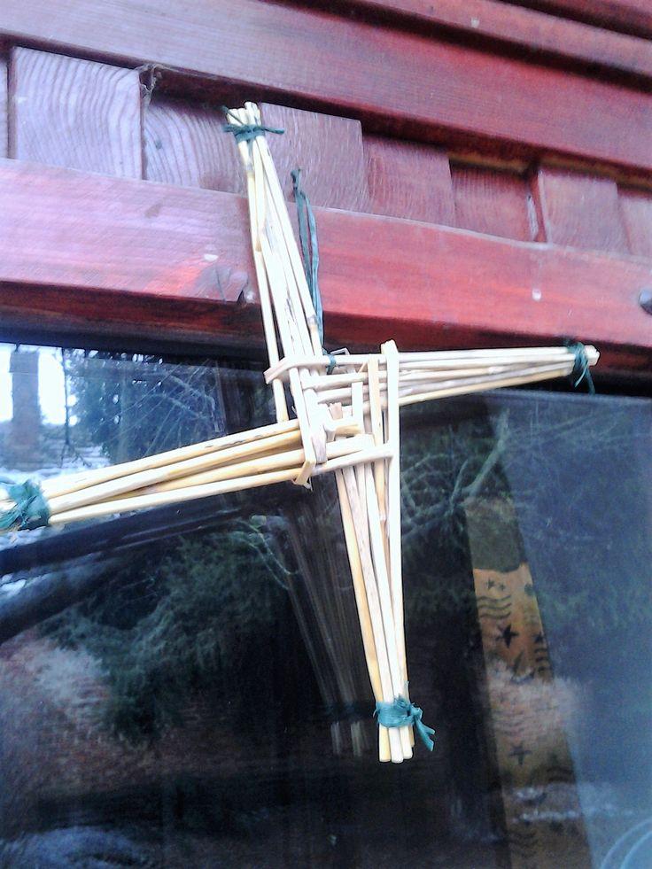 Brigid kereszt - Brighid Cross