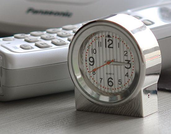 Worlds Smallest Spy Camera DVR Clock