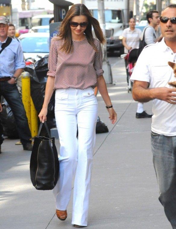 Abbinamenti pantaloni vita alta (Foto) | Stylosophy