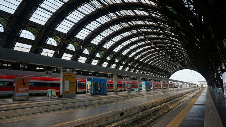 Central Station - Milan