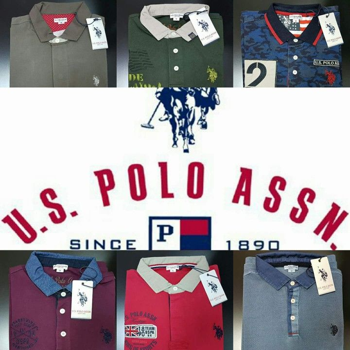 US POLO ASSN maglie