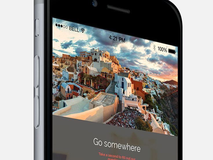 Travel App by Kristian Grljevic