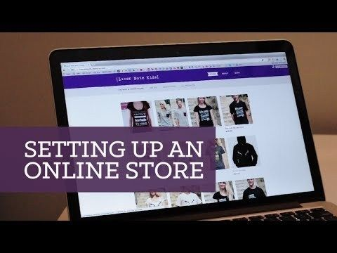 How I set up my online t-shirt store (advice, tips and tricks) | CharliMarieTV - WATCH VIDEO here -> http://makeextramoneyonline.org/how-i-set-up-my-online-t-shirt-store-advice-tips-and-tricks-charlimarietv/ -    In this video I give you some advice for setting your business up with an online store. Please click to subscribe  so you'll know when I post new videos, and OPEN for more important info… Back when I first started my channel I posted a video about how I s
