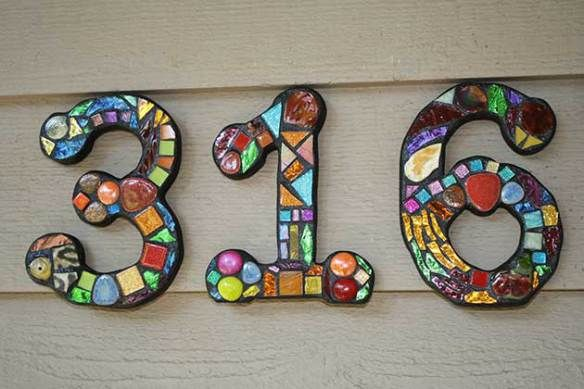 Mosaic ideas for your home   Inspiration Sandwich