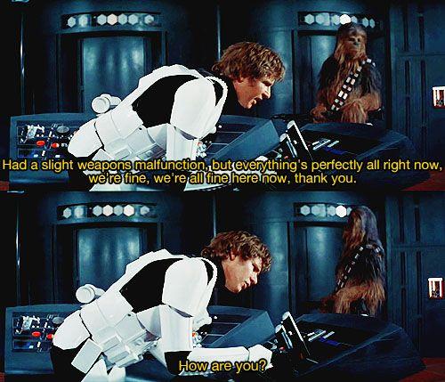 I love Han Solo :)