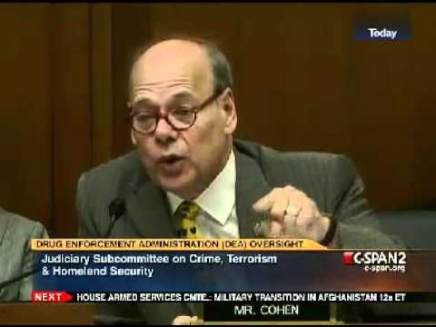 Rep. Steve Cohen (D.TN) Grills Michele Leonhart on the Dangers of Medica...
