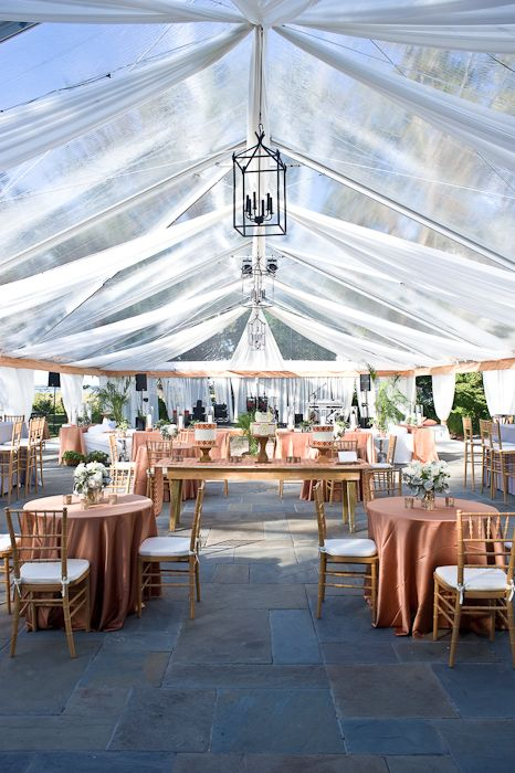Clear tent - www.classicpartyrentals.ca now does clear tents!