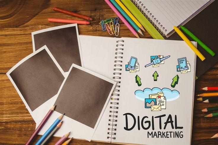 Dijital pazarlama, marka, ürün, firma veya hizmeti tanıtmak amacıyla sosyal mecralarda, internet üzerindeki alanlarda yapılan bir pazarlama yöntemidir.