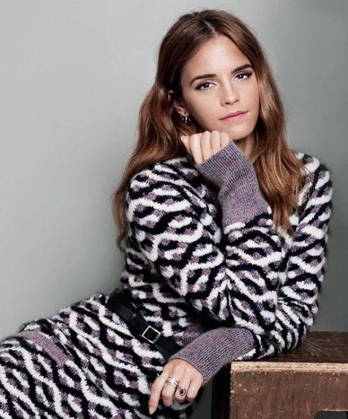 emmawatsonsource:  Emma Watson photographed for ELLE Spain