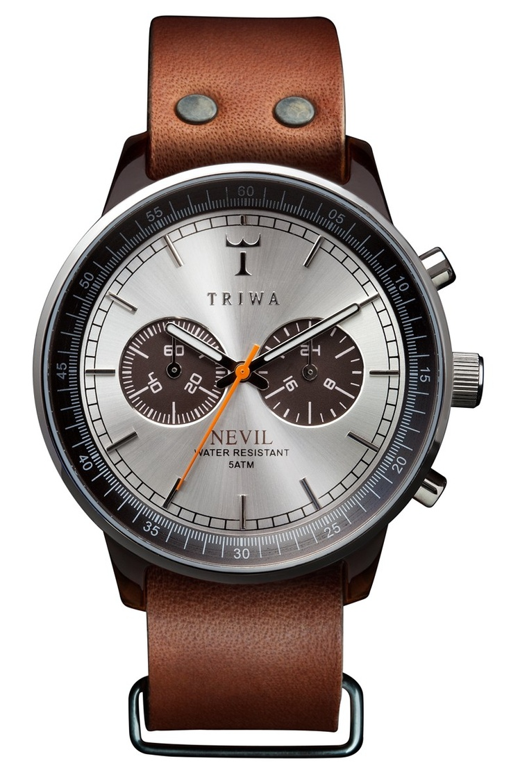 Triwa Havana Nevil Brown