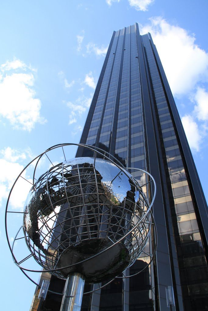 Trump Tower New York | Panoramio - Photo of Trump Tower, New York City