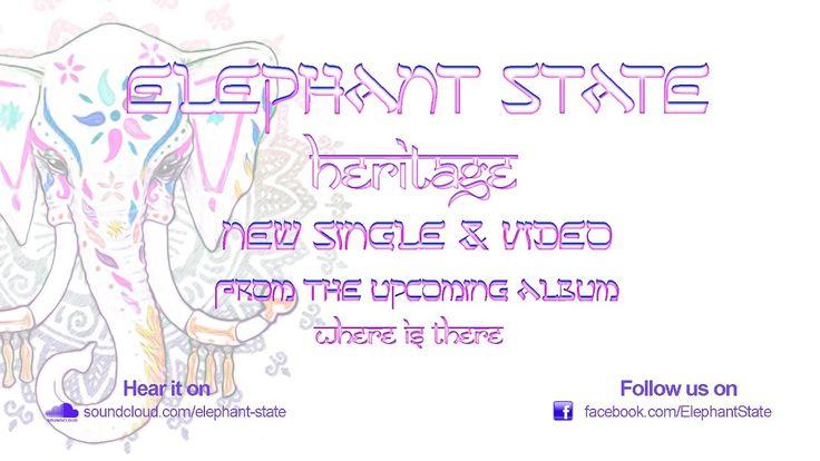 Elephant State - Heritage - New Debut Single & Video  Cosmo Masiello  Ga...