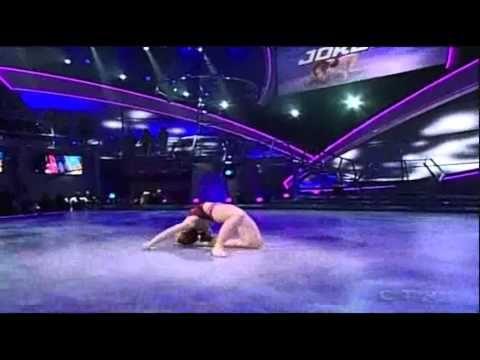 Final Montage - Winner of Canada's Last Favourite Dancer - Acro-Contemporary Dancer - Jordan Clark