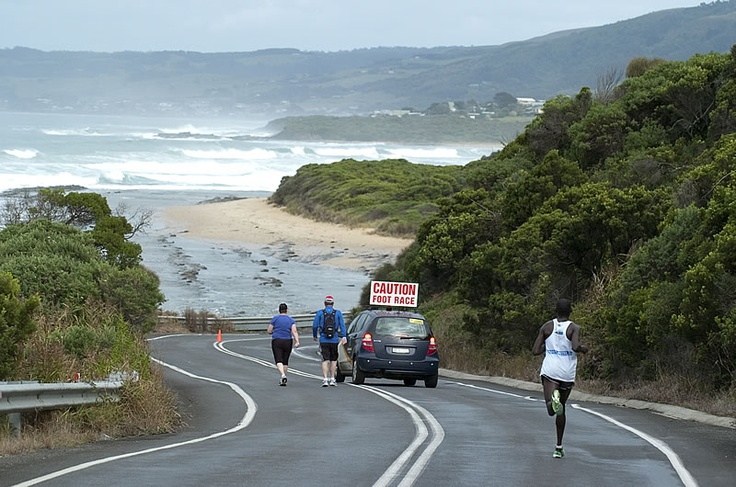 Great Ocean Road - Lorne Australia  city photos gallery : Great Ocean Road Marathon, Lorne, Australia, this is my marathon ...
