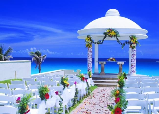 CasaMagna Marriott Cancun Resort Wedding