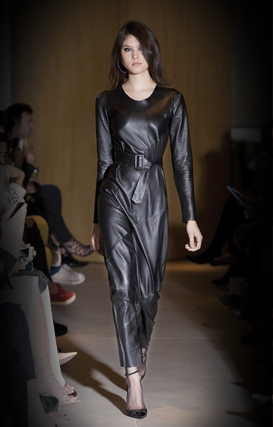 Angelica Erthal - LILLY SARTI - Pre-Fall 2013